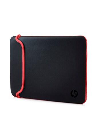 HP Notebook Sleeve Black/Red »39,62 cm (15,6 Zoll) Neoprenhülle« kaufen