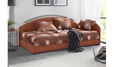 Maintal Polsterliege, mit Bettkasten kaufen