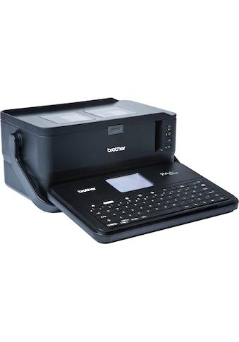Brother mobiler Drucker »P-touch D800W« kaufen