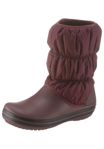 Crocs Stiefel »Winter Buff Boot Women« kaufen