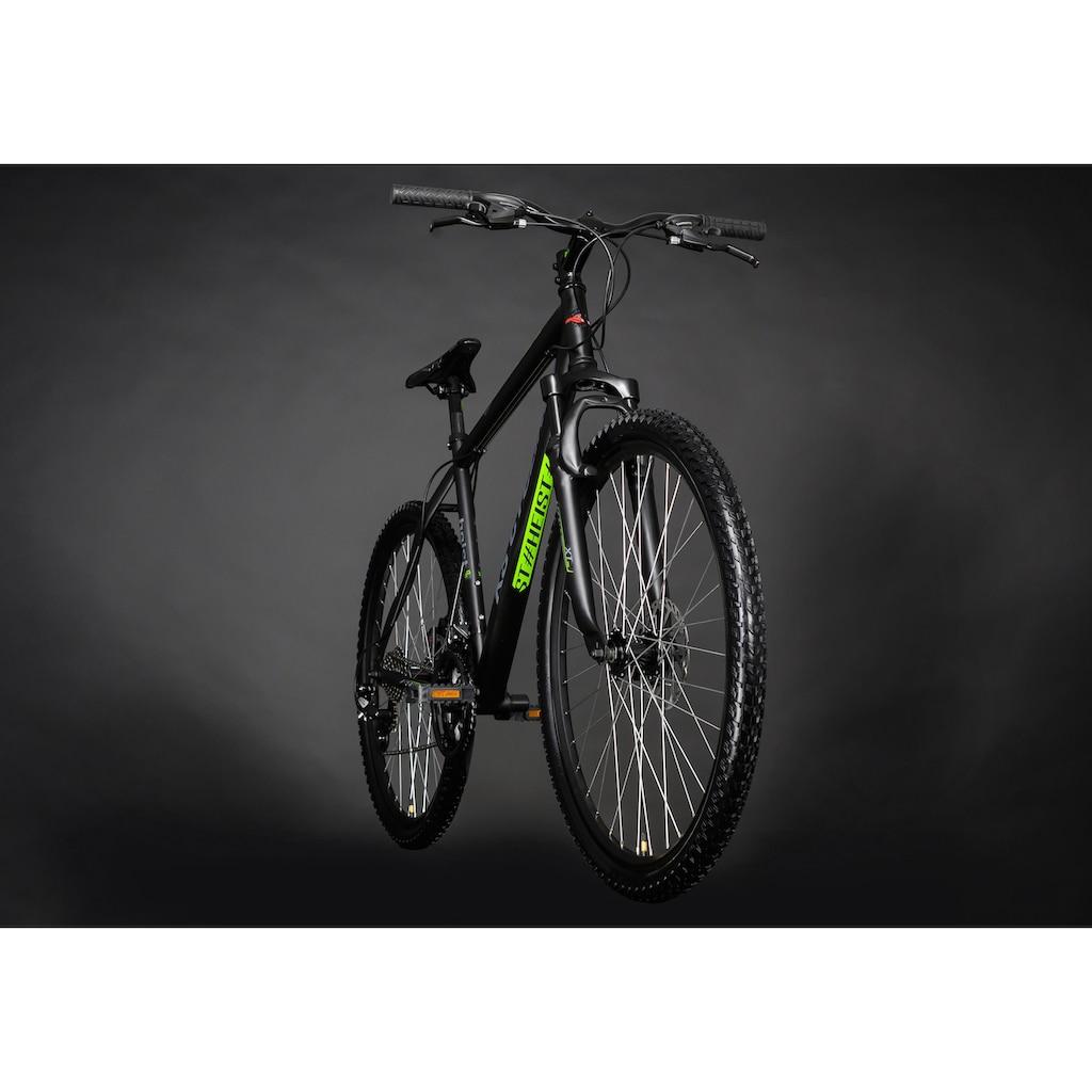 KS Cycling Mountainbike »Heist«, 24 Gang, Shimano, Altus Schaltwerk, Kettenschaltung