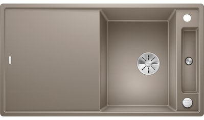 BLANCO Granitspüle »AXIA III 5 S«, aus SILGRANIT®, benötigte Unterschrankbreite: 50 cm kaufen