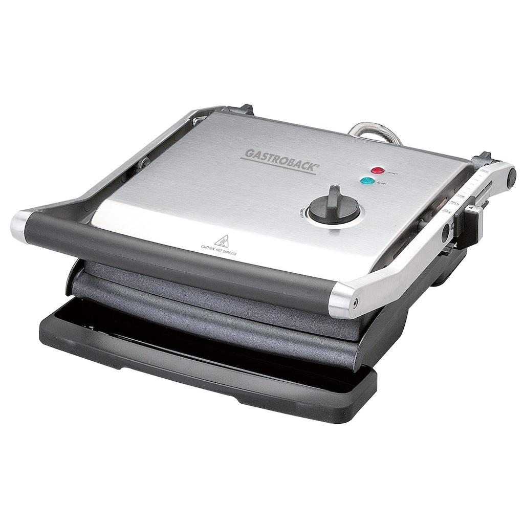 Gastroback Kontaktgrill »Health Smart Grill Pro 42514«, 2200 W