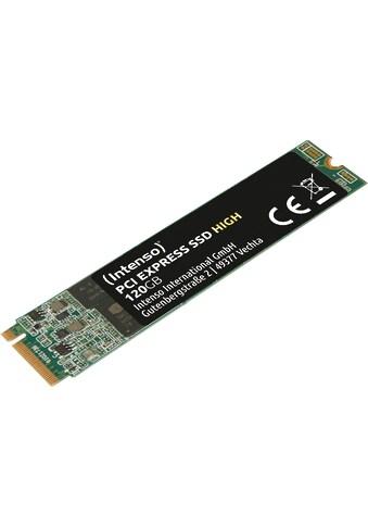 Intenso »PCI Express SSD High« SSD - Festplatte kaufen