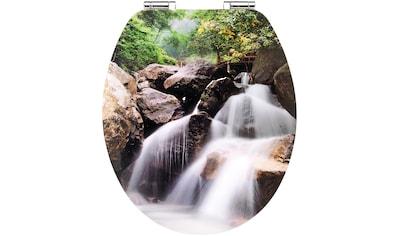 Cornat WC - Sitz »Waterfall« Softclose kaufen