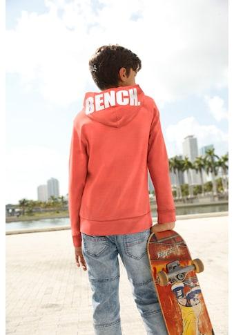 Bench. Kapuzensweatshirt, mit bedruckter Kapuze kaufen