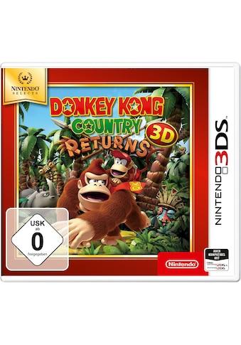 Donkey Kong Country Returns 3D Nintendo 3DS kaufen