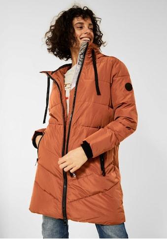 Cecil Steppmantel, mit verstellbarer Kapuze kaufen