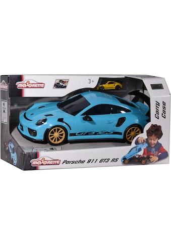 """majORETTE Spielzeug - Auto """"Porsche 911 GT3 RS  -  Carry Case"""" kaufen"""