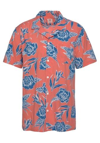 Levi's® Kurzarmhemd, mit sommerlichem Print kaufen