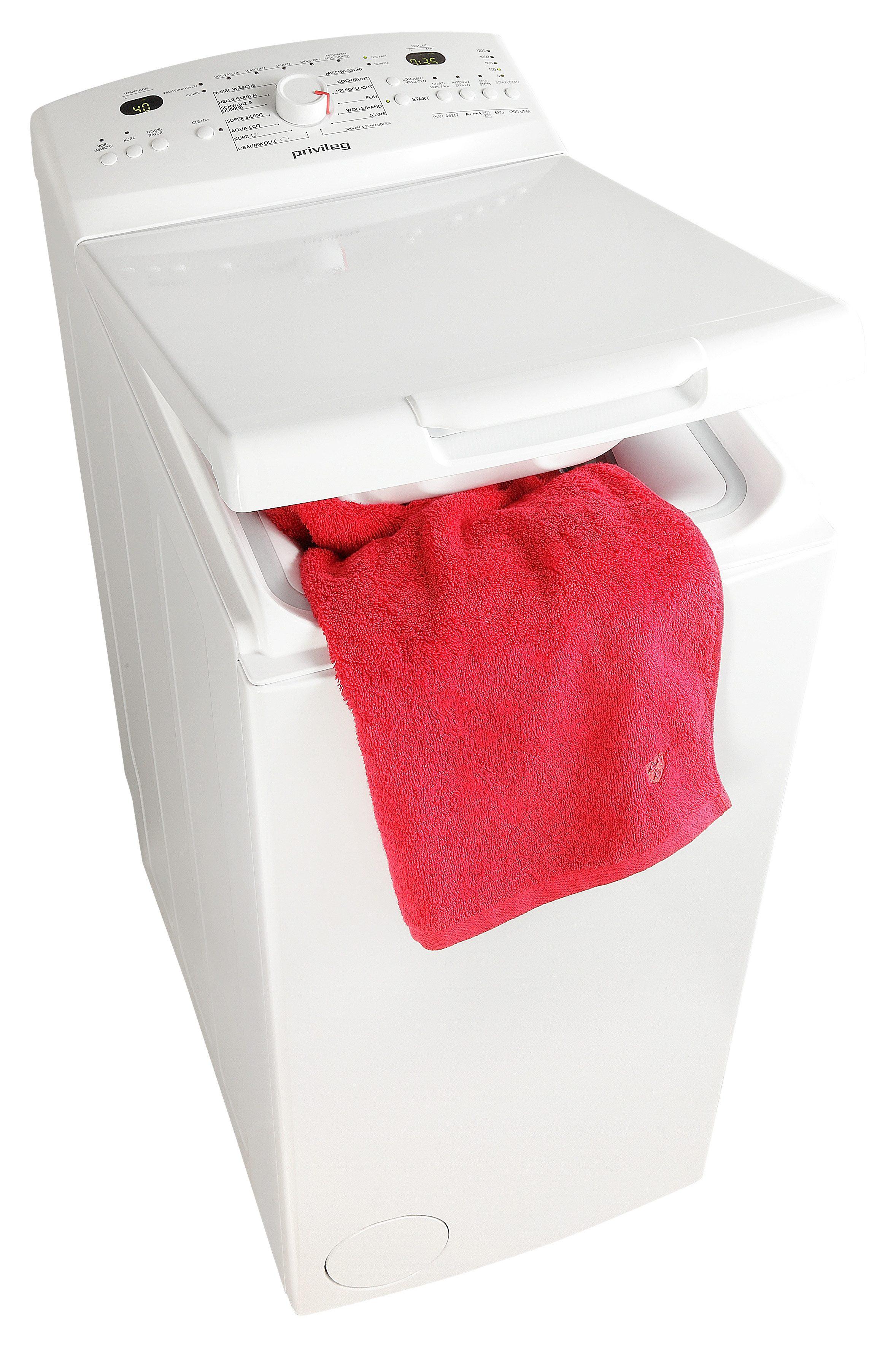 Privileg Waschmaschine Toplader PWT 4626Z | Bad > Waschmaschinen und Trockner > Toplader | PRIVILEG