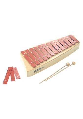 Glockenspiel »Glockenspiel NG 11, Alt«, Made in Germany kaufen
