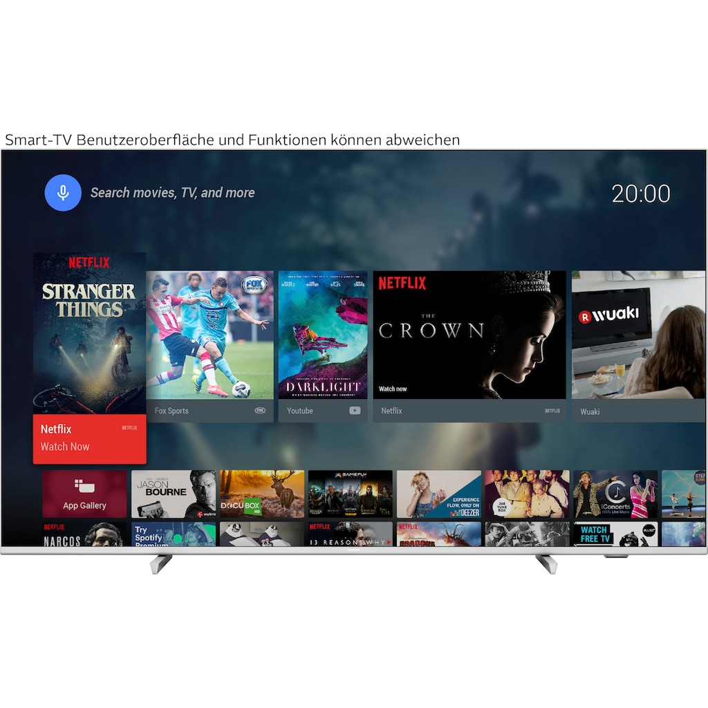 """Philips LED-Fernseher »75PUS7906/12«, 189 cm/75 """", 4K Ultra HD, Android TV-Smart-TV"""