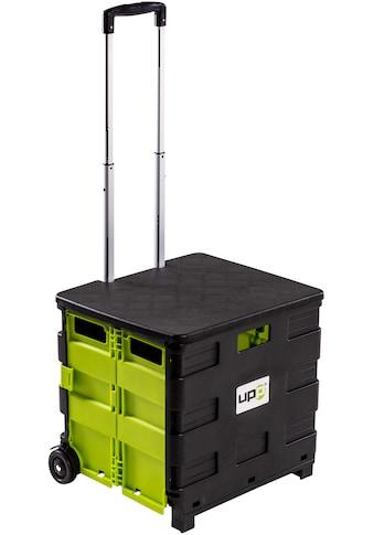 UPP Transporttrolley »Shopping Cart«, mit Deckel kaufen