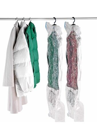 WENKO Kleidersack »Vakuum Größe L«, (Set, 2 St.) kaufen