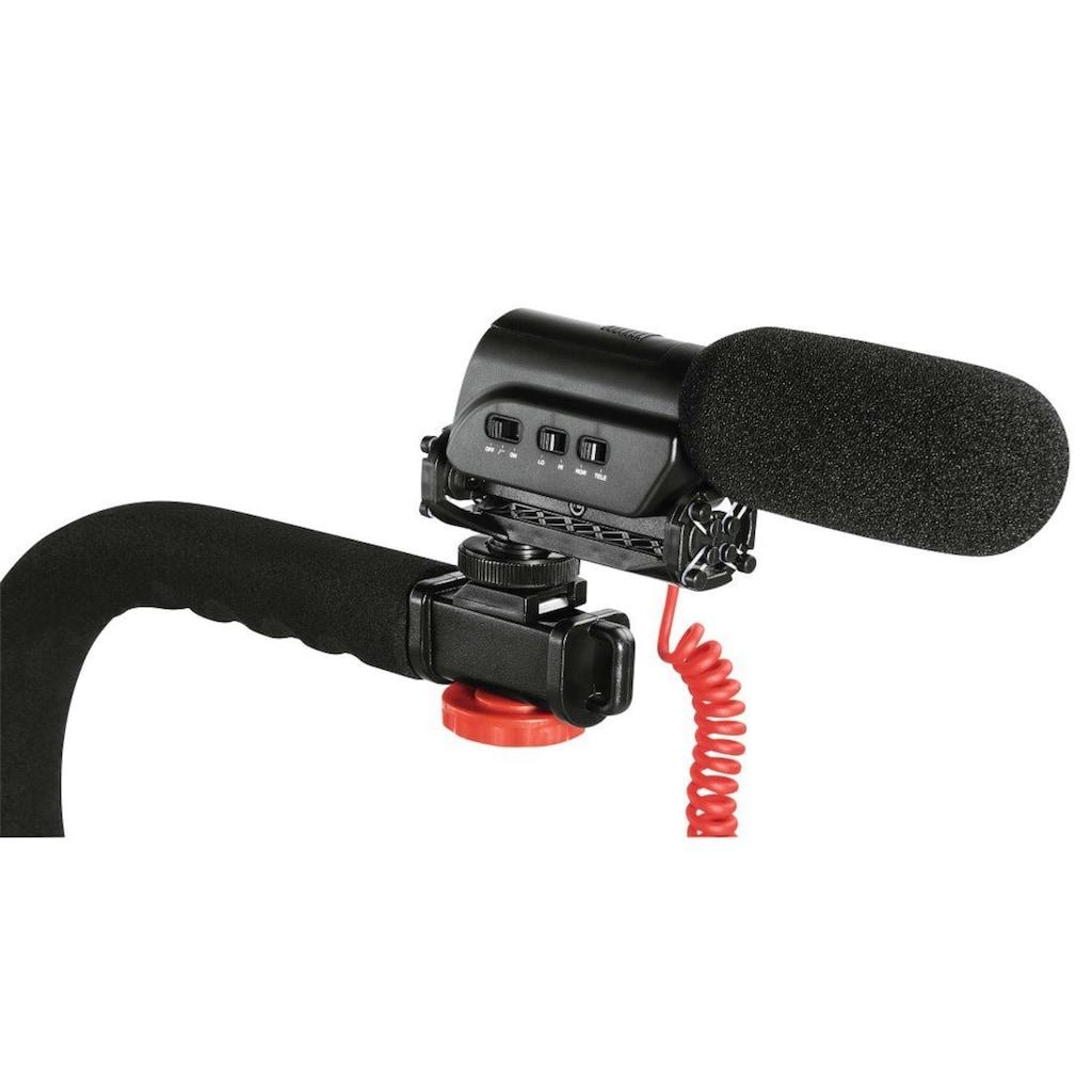 Hama Handgriff für Videokamera, Digicam, Camcorder Kameragriff