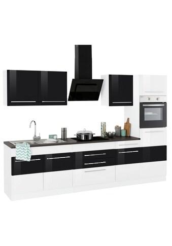 HELD MÖBEL Küchenzeile »Trient«, ohne E - Geräte, Breite 290 cm kaufen