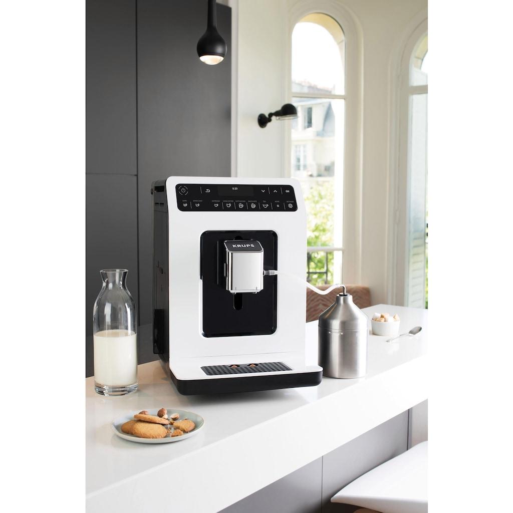 Krups Kaffeevollautomat »EA8911 Evidence«, inkl. Milchbehälter