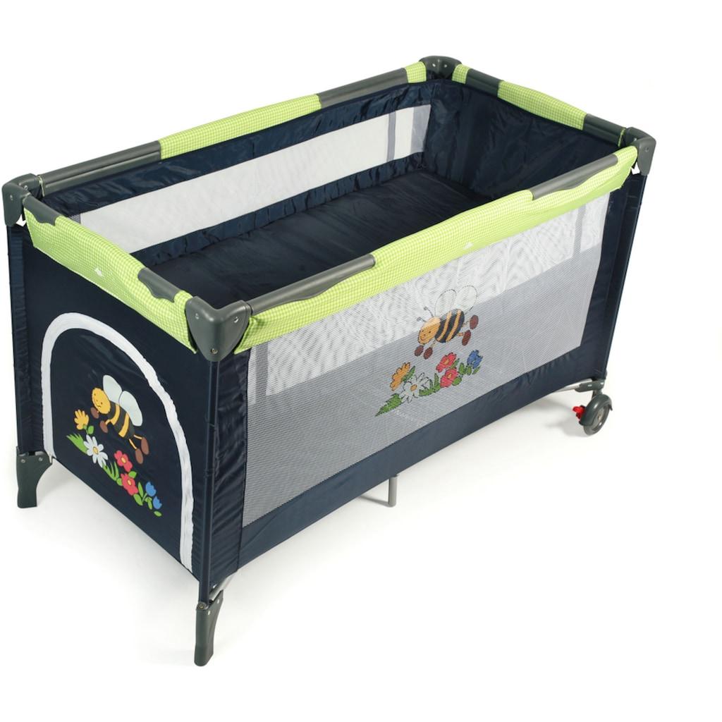 CHIC4BABY Baby-Reisebett »Luxus Bumblebee«