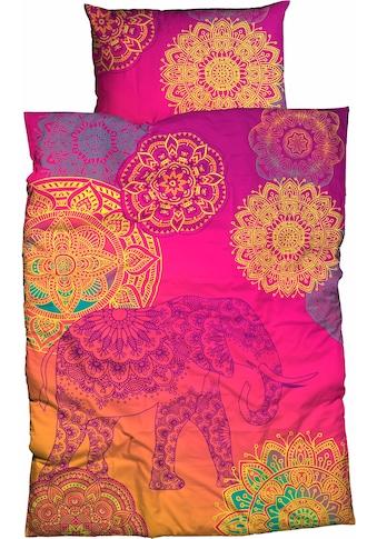 sister s. Bettwäsche »Noida«, mit farbenfrohen Mandalas kaufen