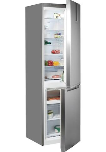 BAUKNECHT Kühl-/Gefrierkombination »KGN ECO 201 A3+ IN«, KGN ECO 201 A3+ IN (2), 201 cm hoch, 59,6 cm breit, 4 Jahre Herstellergarantie kaufen