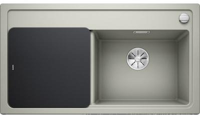BLANCO Granitspüle »ZENAR 5 S«, aus SILGRANIT®, benötigte Unterschrankbreite: 50 cm kaufen