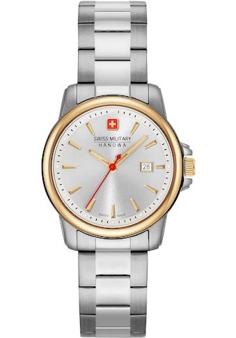 Swiss Military Hanowa Schweizer Uhr »SWISS RECRUIT LADY II, 06 - 7230.7.55.001« kaufen