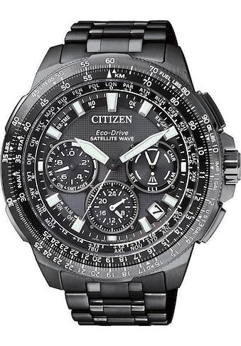 Citizen Funkchronograph »CC9025-51E«, mit Satellite Timekeeping System kaufen