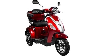Rolektro Elektromobil »Rolektro E-Trike 25 V.3, Lithium Akku«, 1000 W, 25 km/h, (mit... kaufen