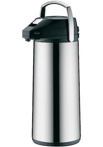 Alfi Pump-Isolierkanne, 3,0 l, Edelstahl, mit Glaseinsatz kaufen