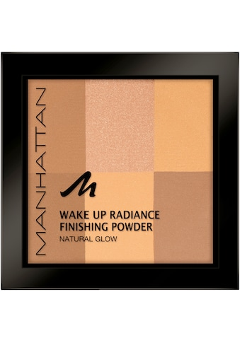 MANHATTAN Puder »Wake Up Radiance Finishing Powder« kaufen