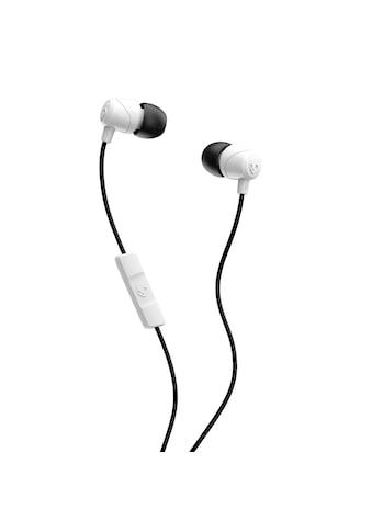 Skullcandy Headset »JIB IN - EAR W/MIC 1 White/Black« kaufen