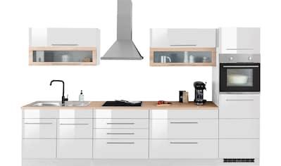 HELD MÖBEL Küchenzeile »Wien«, mit E-Geräten, Breite 340 cm kaufen