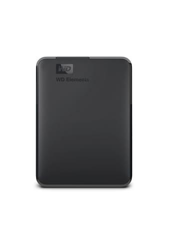 WD Externe Festplatte Elements Portable 1,5TB »USB 3.0, HDD« kaufen