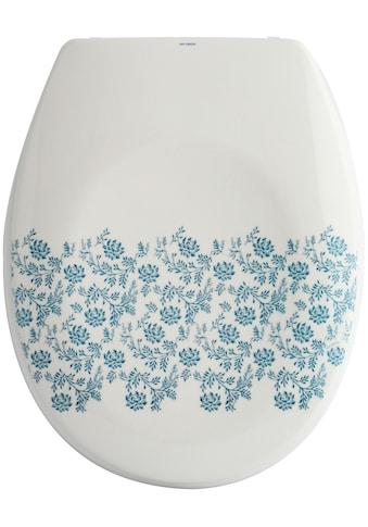 MSV WC-Sitz »IKEBANA«, Duroplast, mit Softclose kaufen