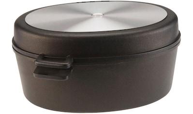 SKK Bräter »Serie 9«, Aluminiumguss, (1 tlg.), 42x28 cm, Made in Germany kaufen