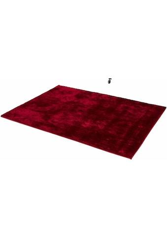 SCHÖNER WOHNEN-Kollektion Hochflor-Teppich »New Elegance«, rechteckig, 30 mm Höhe, Wunschmaß, weiche Microfaser, Wohnzimmer kaufen