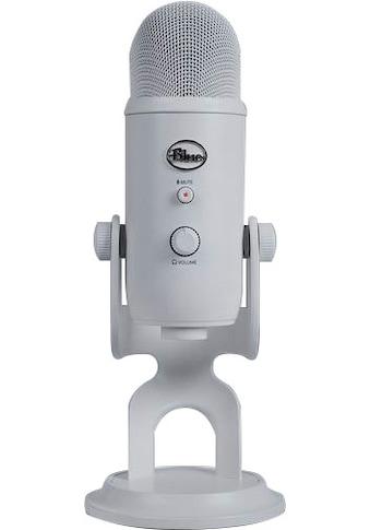 Blue Mikrofon »Yeti USB Mic WHITE OUT« kaufen