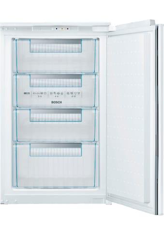 BOSCH Einbaugefrierschrank 4, 87,4 cm hoch, 54,1 cm breit kaufen