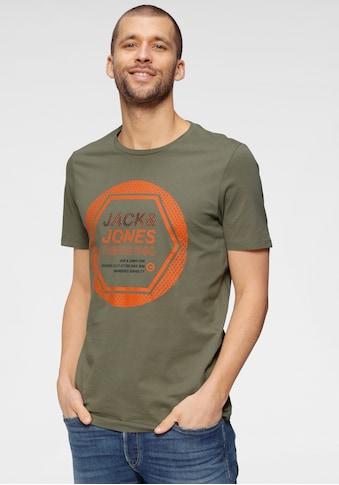 Jack & Jones T-Shirt »BOOSTER TEE« kaufen