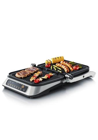 Arendo Kontaktgrill mit Digitalsteuerung »Tischgrill / Sandwichmaker 1900 W« kaufen