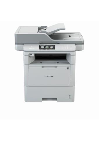 Brother »Professionelles 4 - in - 1 Multifunktionscenter« Laserdrucker (LAN (Ethernet),WLAN (Wi - Fi)) kaufen