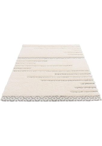 Hochflor - Teppich, »Bahama 8823«, Sehrazat, rechteckig, Höhe 30 mm, maschinell gewebt kaufen