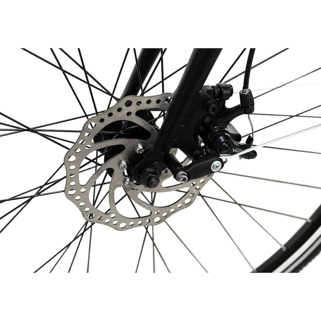 KS Cycling Urbanbike »Norfolk Sport«, 24 Gang, Shimano, Altus Schaltwerk, Kettenschaltung
