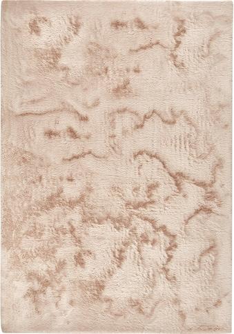 Dekowe Fellteppich »Roger«, rechteckig, 20 mm Höhe, Kunstfell, Kaninchenfell-Haptik,... kaufen
