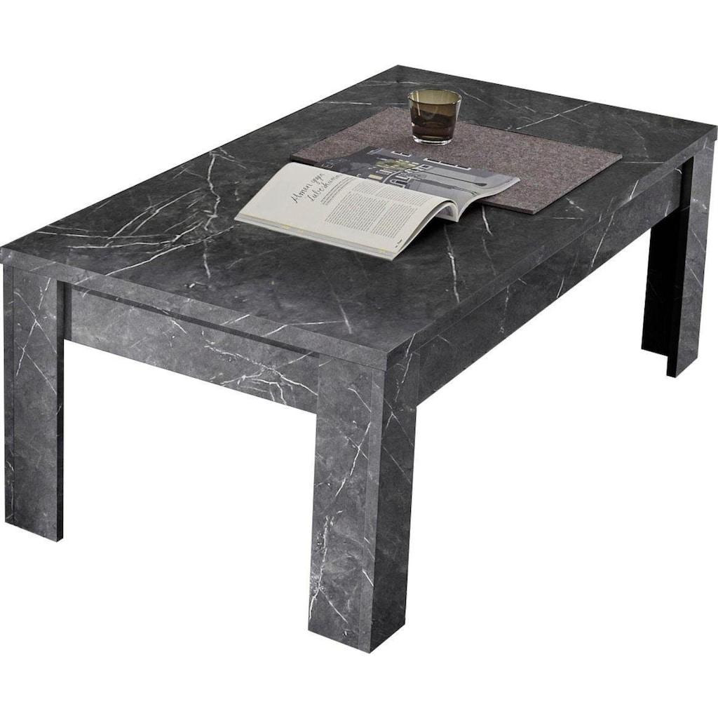 LC Couchtisch »Carrara«, (125 x 65 cm)
