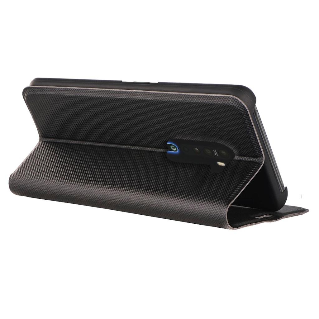 """Hama Handytasche »Smartphone-Booklet Tasche«, """"Slim Pro"""" für Oppo Reno2, Schwarz"""