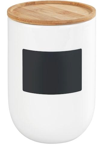 WENKO Vorratsdose »Waia«, (1 tlg.), 1,5 Liter, mit Kreidebeschriftungsfläche kaufen