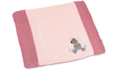 Sterntaler® Wickelauflagenbezug »Mabel« kaufen