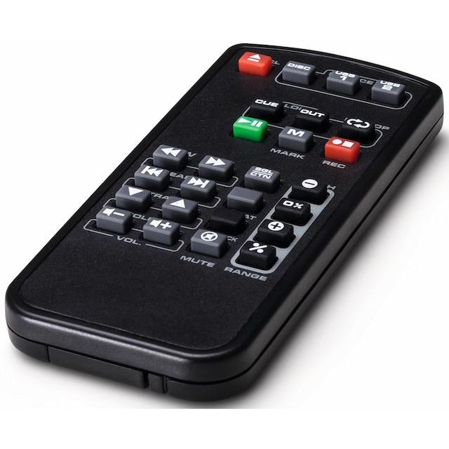 Reloop® »DJ CD- und USB-Media Player, RMP-1700 RX« DJ-CD-Player (mit Loop-Funktion)